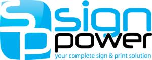 sign power logo